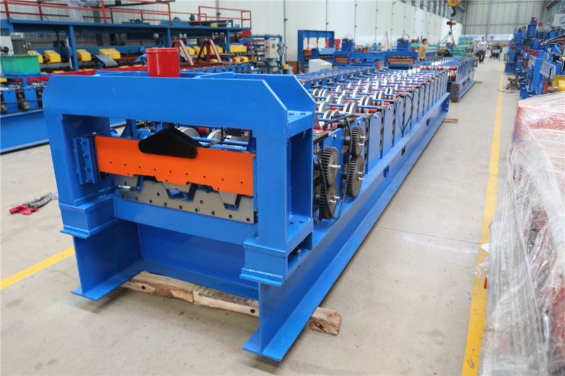 2inch Concerate Floor Decking Sheet Roll Forming Machine