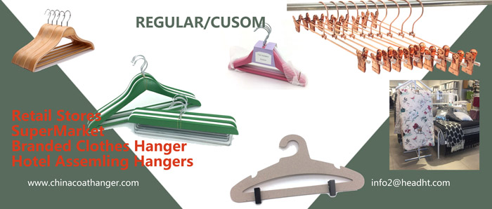 Recycling Eco Friend Cardboard Paper Coat Hangers