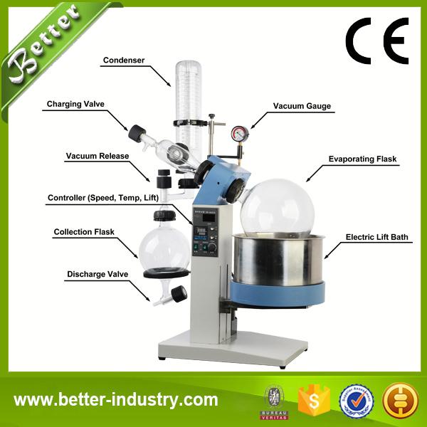 Lab Rotary Evaporator /Industrial Distillation Unit /Short Path Distillation