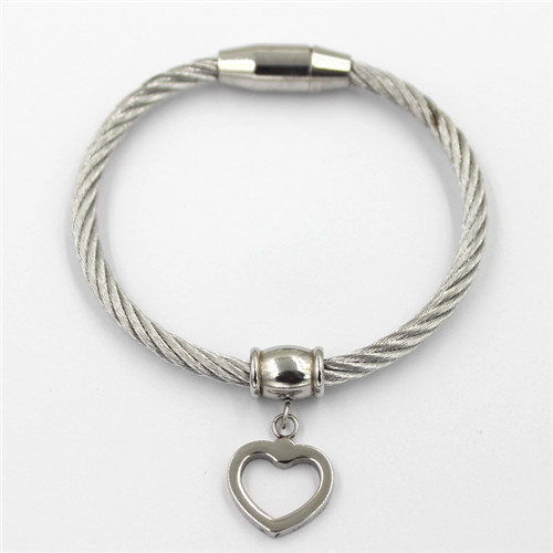 Cheap Stainless Steel Fashion Bracelet for Promotion Gifts