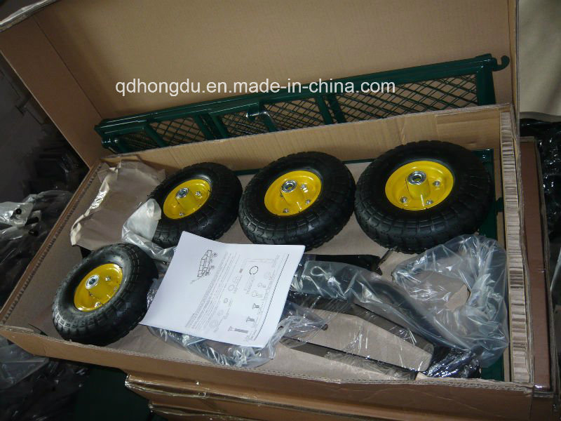 Four Wheels Construction Struction Tool Cart (TC1840A)