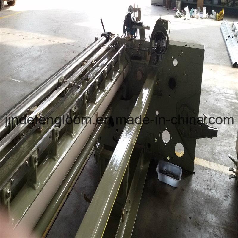 230cm Double Nozzle Waterjet Loom Dobby Shedding Weaving Machine