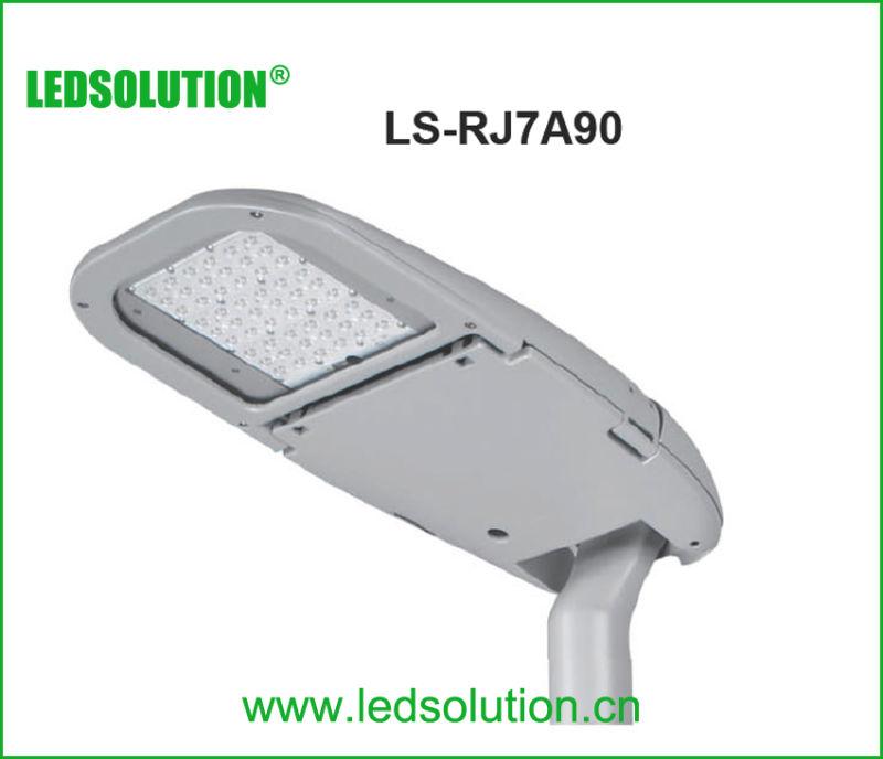90W Adjustable Osram LED Chip LED Street Light