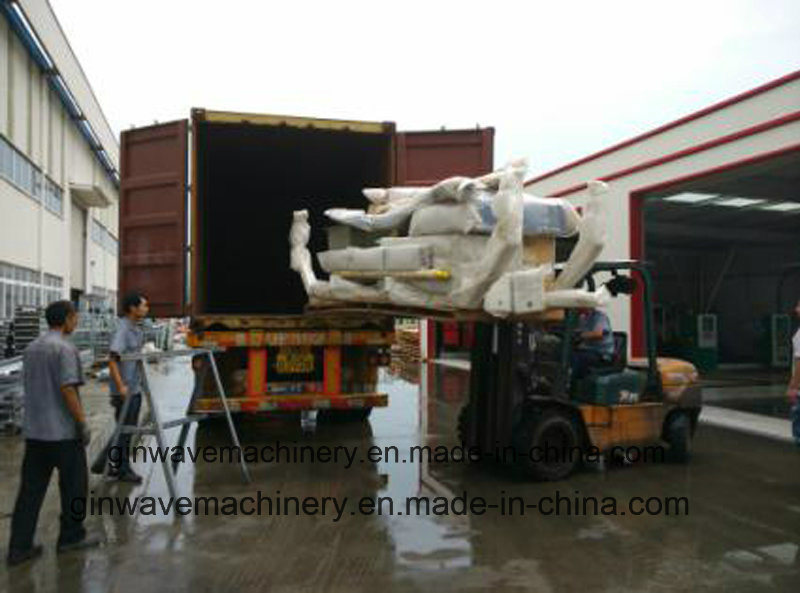 Fully Automatic Tunnel Car Wash Machine for Truck and Bus