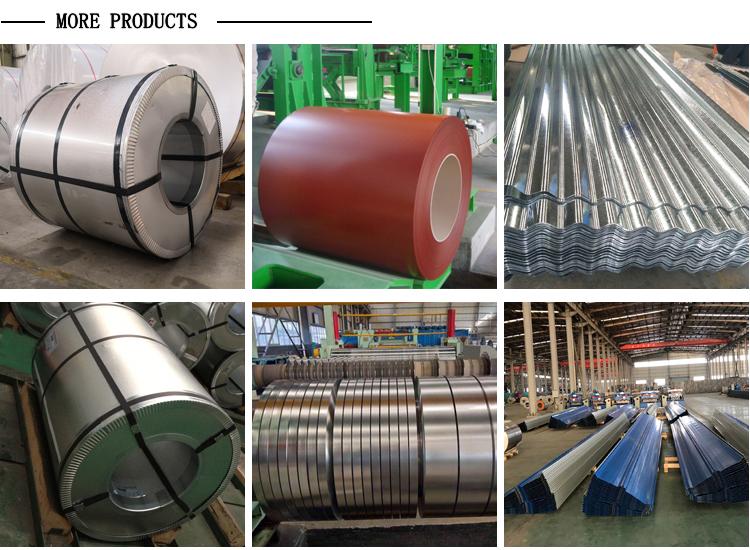 Coil Galvanized Steel