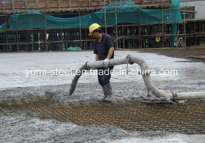 Corrugated Steel Bar Truss Girder Floor Decking Sheet