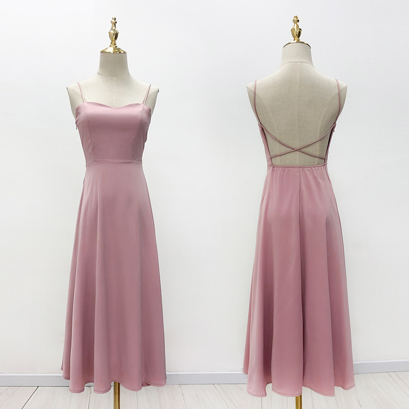 Elegant Blackless Dresses