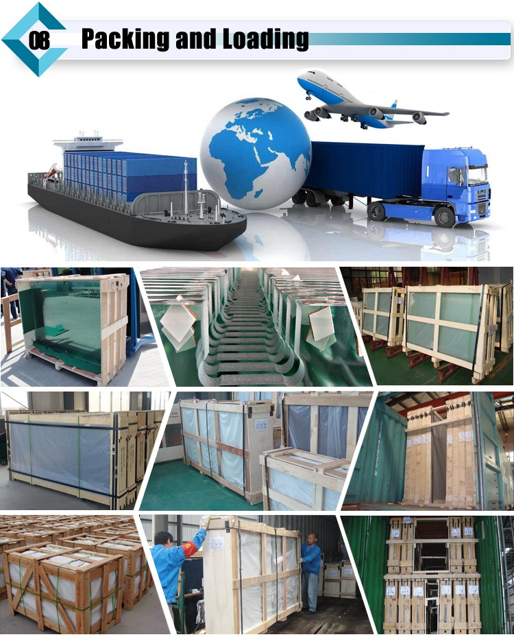 Insulated Glass Unit Package