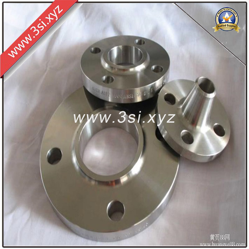 Stainless Steel Slip on Flange (YZF-E391)