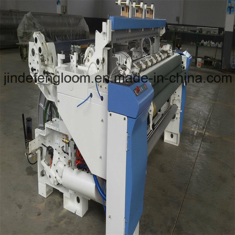 2-4 Color Cam Power Loom Shuttleless Air Jet Weaving Machine