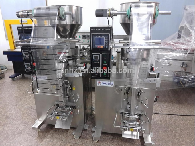 Automatic Pill Packaging Machine