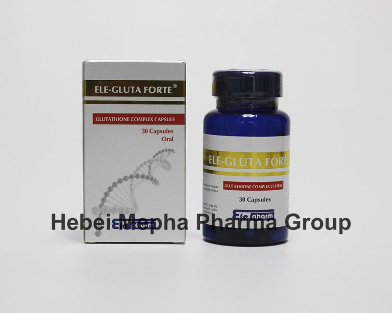 Glutathione Capsule Skin Lighting Capsule Made in Germany