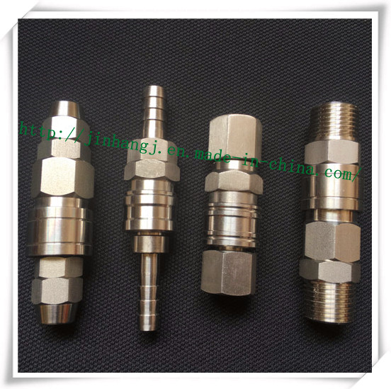 Stainless Steel Hydraulic Fitting (304/316)