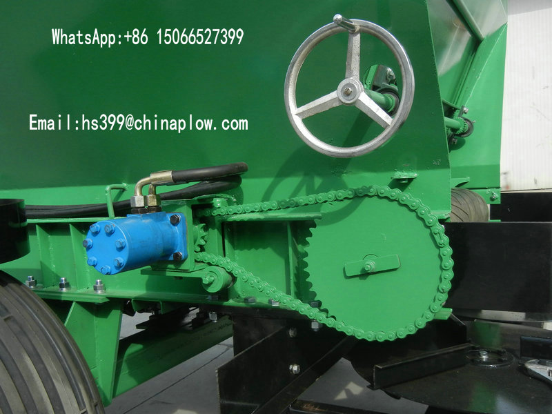 2016 New Type Mini Traction Fertilizer Spreader Matched with 25-50HP Tractor for Sale