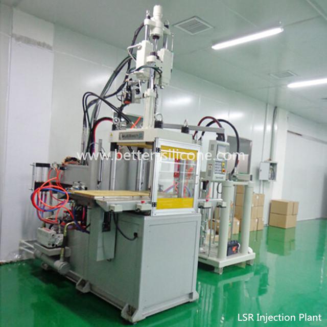 FDA Biocompatibility Liquid Silicone Umbrella Vlave, LSR Mushroom Valve for Medical Devices