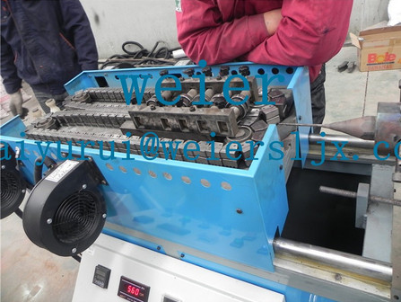 Plastic Tube Production Line/ Plastic Pipe Making Machine / Plastic Tube Extrusion Machine