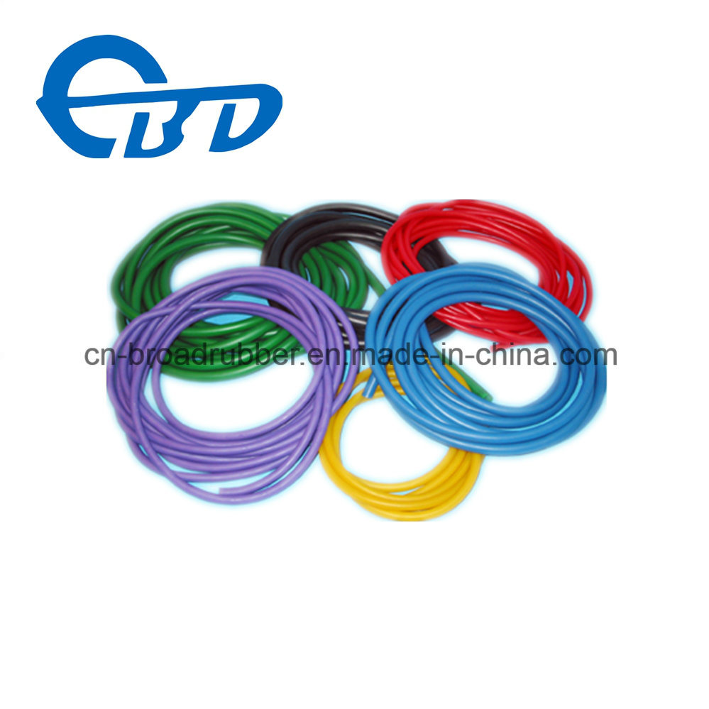 Yoga Supplies Natural Latex Rubber Tube for Home Gym