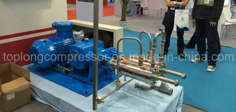 Middle Pressure Cryogenic Liquid Pump (Snrb600-1200/50)