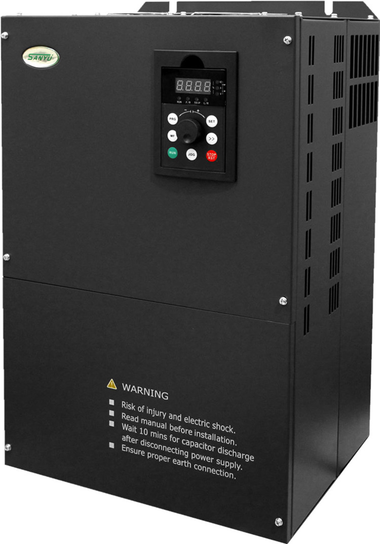 Sanyu SY8600 Series 0.75kw-630kw Vector Frequency Converter (SY8600-018G-4)