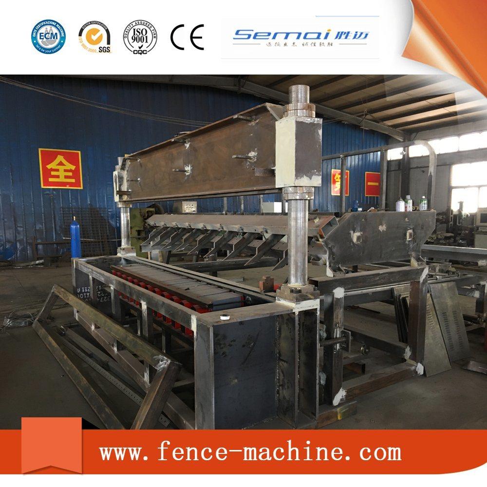 Hydralic Steel Wire Mesh Fence Welding Machine
