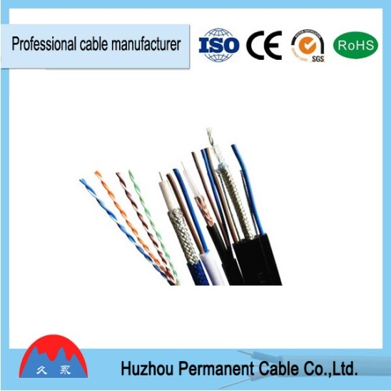 UTP/FTP Cat5e CAT6 Communication LAN Power Cable