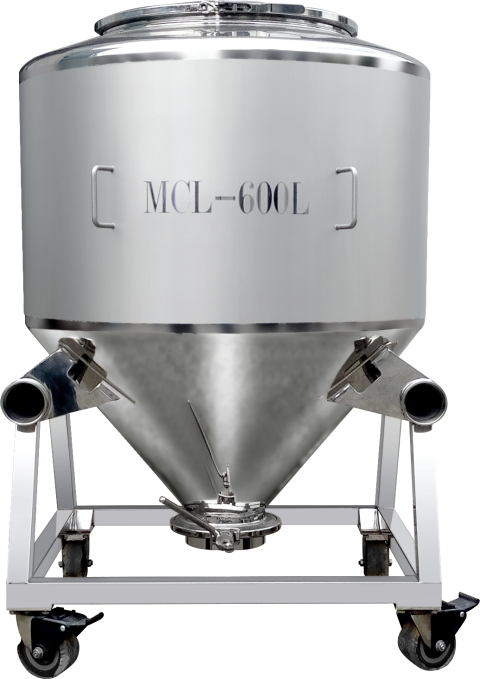 Chemical Mixing Tank with Agitator Stainless Steel Mixing Tank