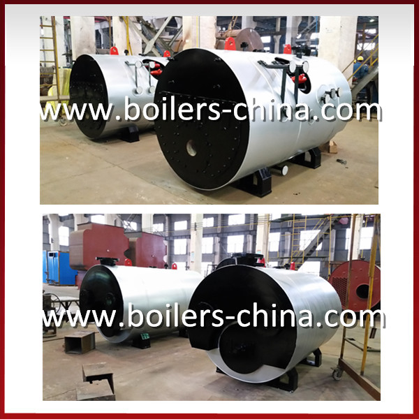 Automatic Horizontal Oil/Gas Fired Steam Boiler for District Heating