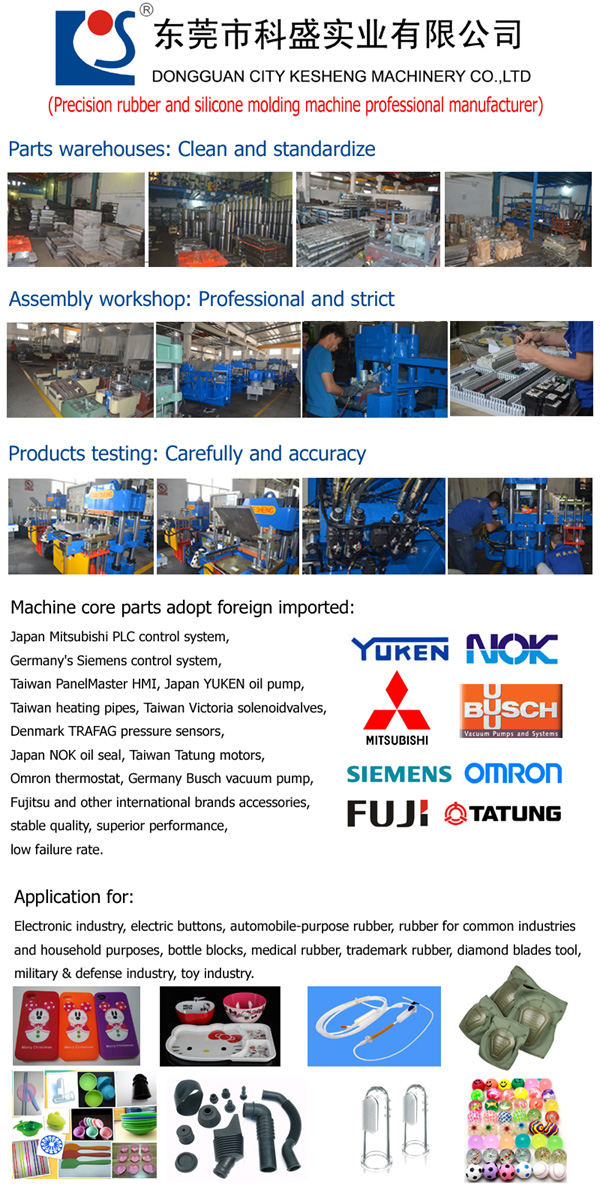 High-Precision Automatic Fast-Speed Track-Style Hydraulic Molding Machine for Auto Parts (KSH-100T)
