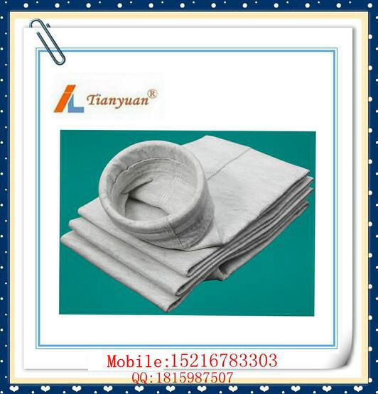 Water and Oil Proof Filter Fabric Nonwoven Air Filter Bag
