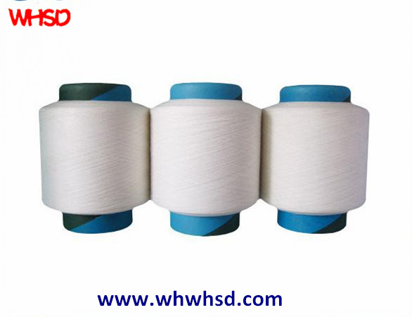 Hb986 Open End Manufacturer Recycled Cotton Fabric Selling Yarn Cotton Polyester Thick and Thin Yarn