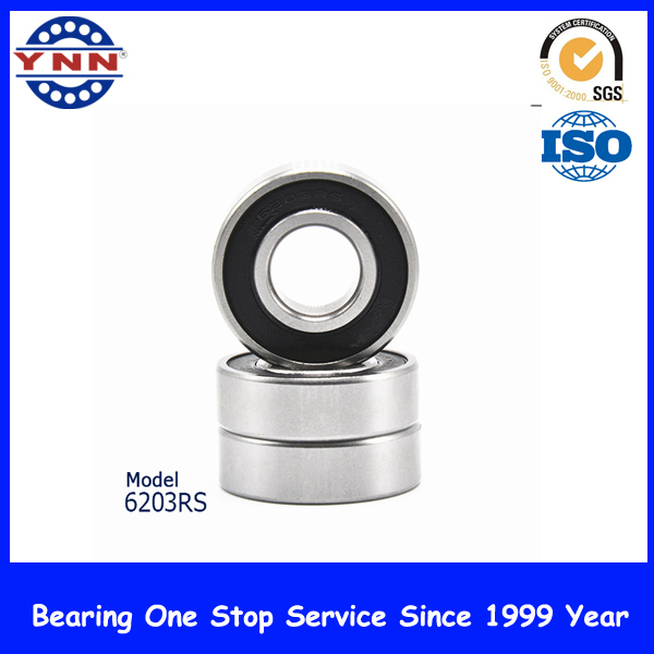 Resonable Price Emq Deep Groove Ball Bearings (6203)