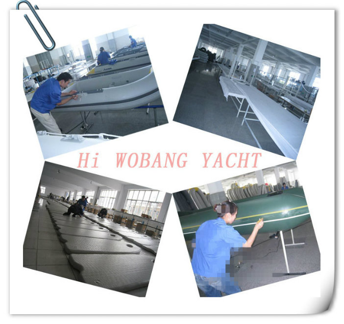 Light Weight Inflatable Air Mat Sail Boat