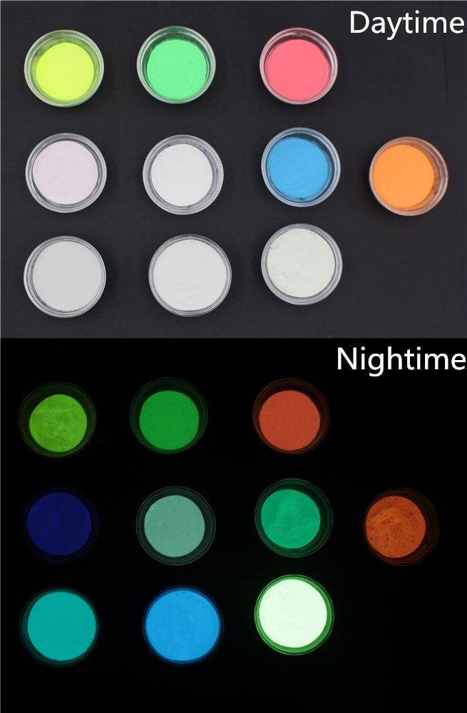 Offer Glowing Powder Phosphorescent Pigment for Paper/Plastic /Masterbatch/Ink