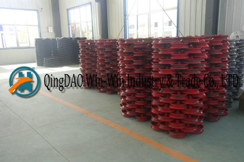 PU Foam Wheels with Plastic Center 14