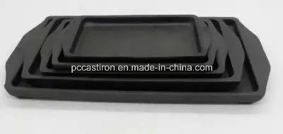 Preseasoned Cast Iron Pizza Pan Manufacturer From China