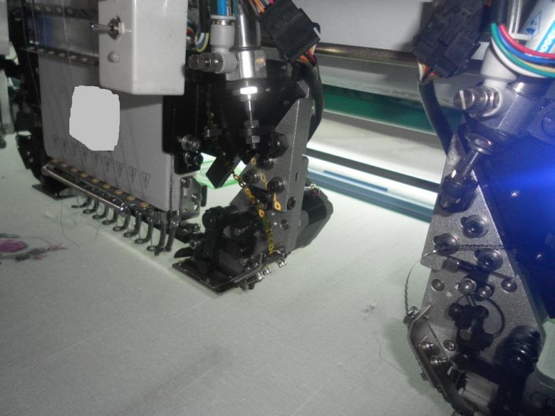 Double Sequins Embroidery Machine