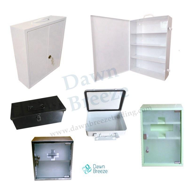 Metal Dispenser Box Storage Cabinet for Medical or Commercial Use