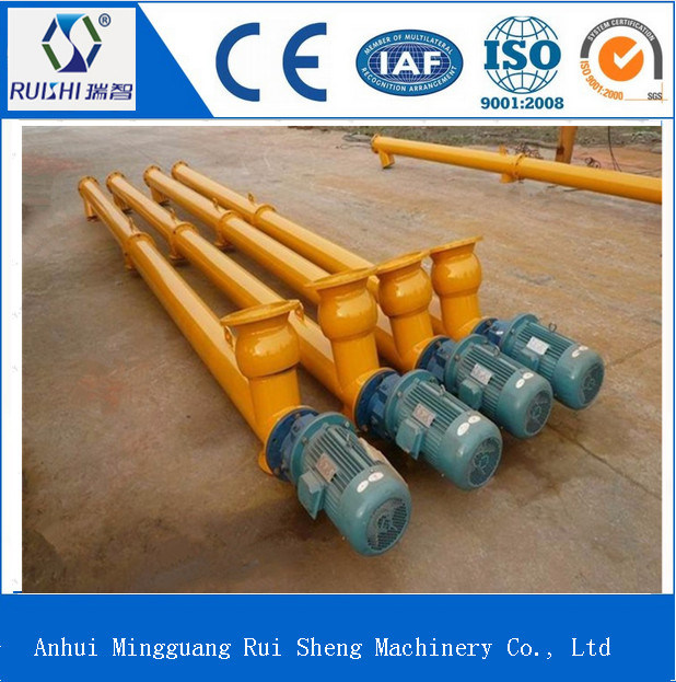 Ce Approved Cement Spiral Screw Conveyor