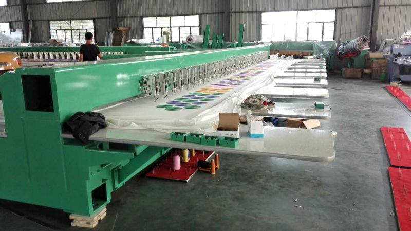 Hot Sell Chenille Embroidery Machine for Garment with Good Price
