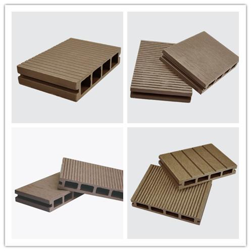 CE WPC/PE Floor Panel / Profile Plastic Making Machine (SJSZ-65/132)
