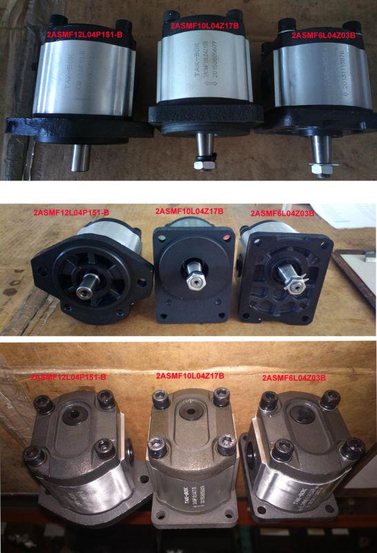 Hydraulic Gear Pump Motor for Hydraulic System