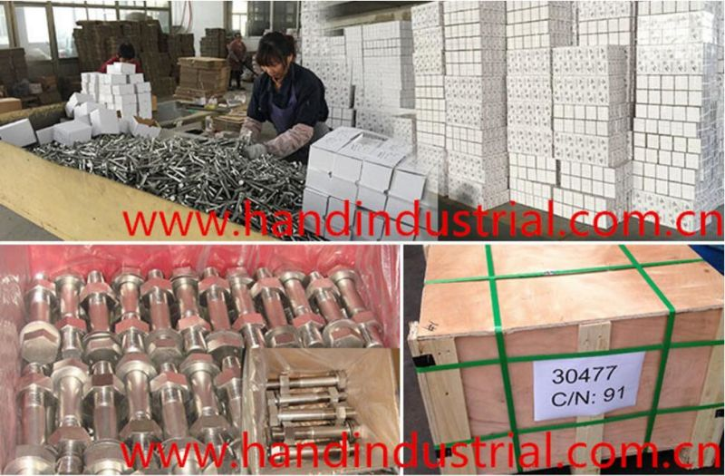 Made-in-China Stainless Steel 304 Nylon Lock Nut
