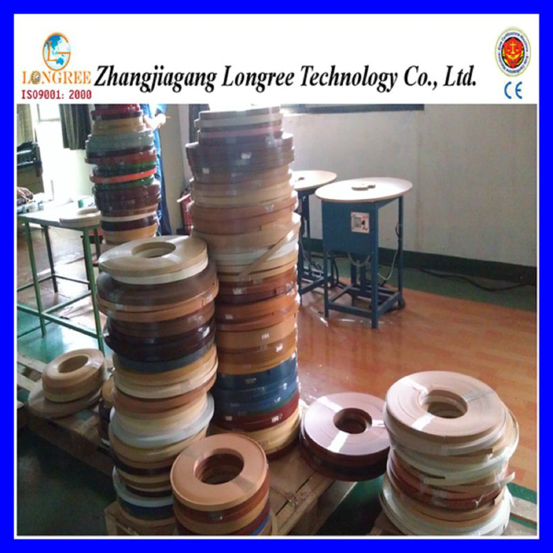 New PVC Edge Banding Printing Line Wood Grain High Glossy Printer