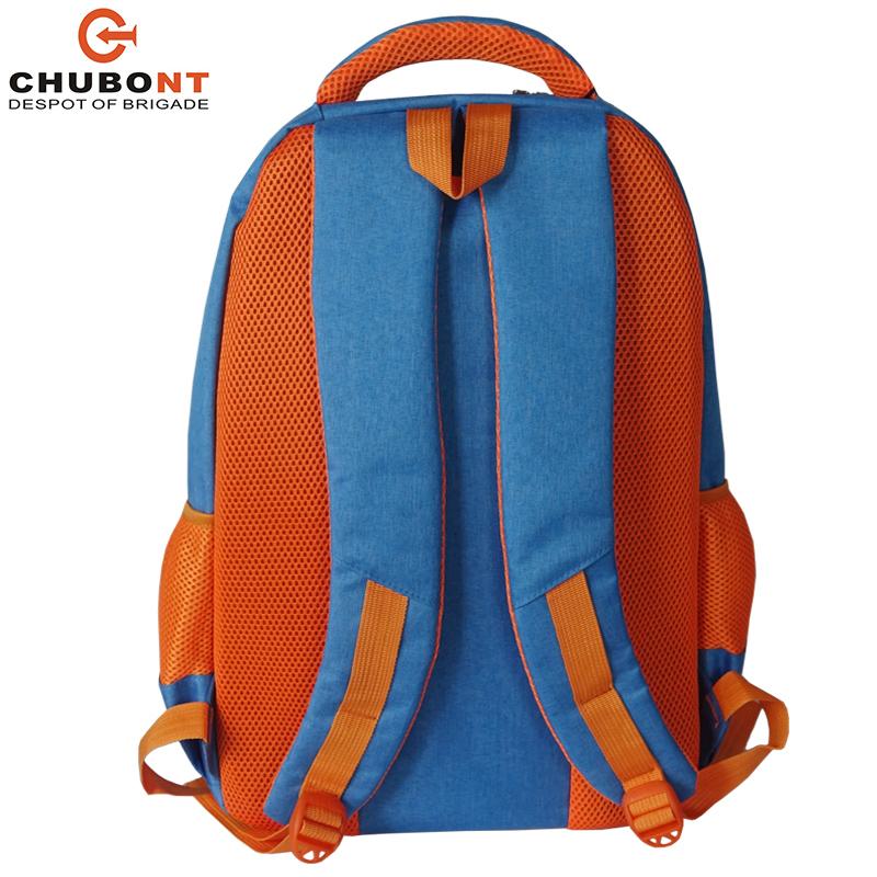 Chubont Computer Backpack Blue Color School Backpack Bag