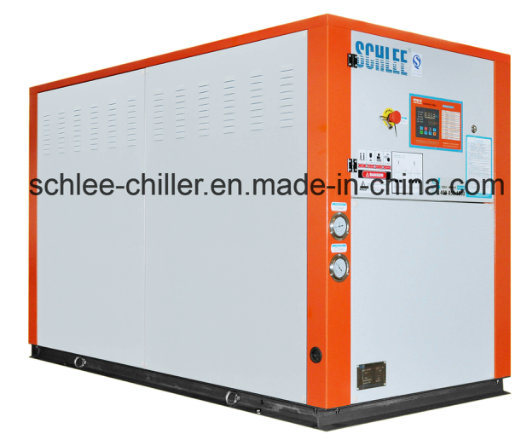Industrial R22/R134A/R410A/R407c Refrigerant Water Cooled Scroll Water Chillers