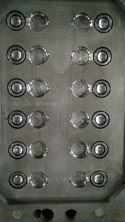 Vinegar and Soybean Sauce Cap Thread 28 Mould
