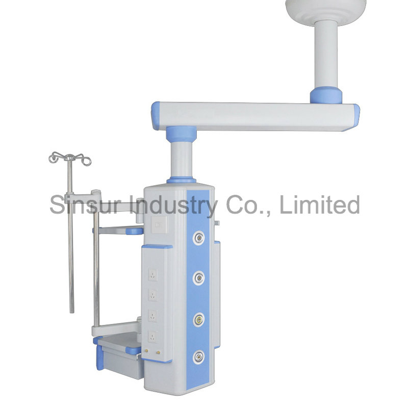 China Cost Wet ICU/Emergency Single Arm Medical Pendant System