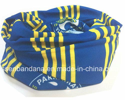 China Supplier Cheap Logo Printed UV Protection Seamless Multifunctional Headband Buff