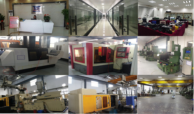 Plastic Automotive Parts Car Air Conditioning Injection Mold in Guangzhou
