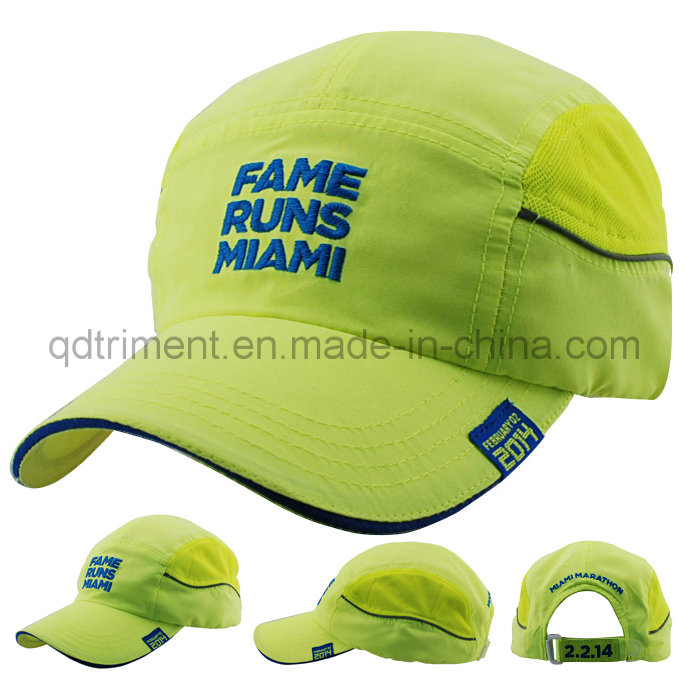 Soft Comfortable Breathable Polyester Mesh Baseball Sport Cap (TMR0674)